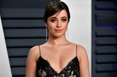 Camila Cabello attends the 2019 Vanity Fair Oscar Party