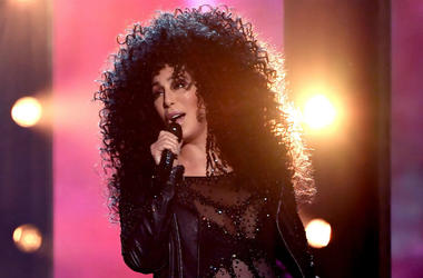 Cher performs at the 2017 Billboard Music Awards