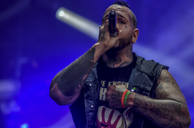 Tommy Vext live in concert 2017