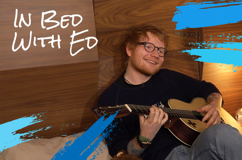 In Bed with Ed Sheeran