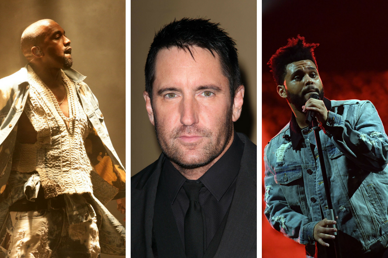 Trent Reznor: Kanye West & The Weeknd Are Ripping Off Nine Inch ...