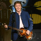 Paul McCartney performs in 2017