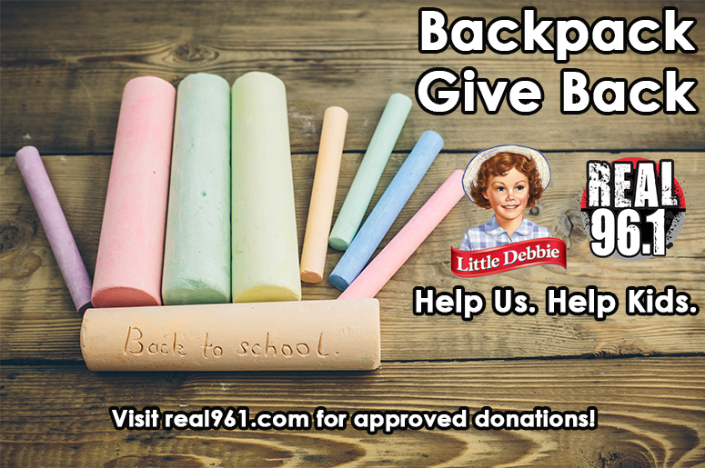 Backpack Give Back