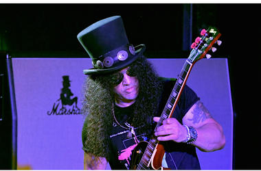Slash Ft. Myles Kennedy and The Conspirators at Whisky a Go Go