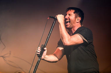 Trent Reznor of Nine Inch Nails