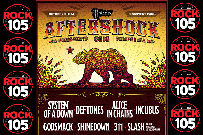 Aftershock Music Festival