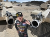 Brian Deegan is ready to battle with his new Rockstar Ford Fiesta ST