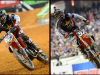 Bad Starts Hamper Rockstar Energy Racing in ATL