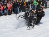 Snowcross season ends with top five overall finishes in the title hunt for Team Rockstar Energy Polaris Racing
