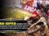 Sipes Successfully Completes Double Header
