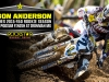 Jason Anderson Back on the Podium in the Final Round