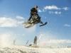 Hayden dominates Timmins Snowcross