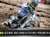 3rd Consecutive MX1 Podium for Max Nagl in Mexico