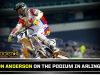 Jason Anderson 3rd in Arlington