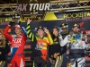 AX 450 Pro podium for Goerke in Calgary
