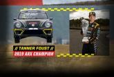 Tanner Foust - ARX Champion