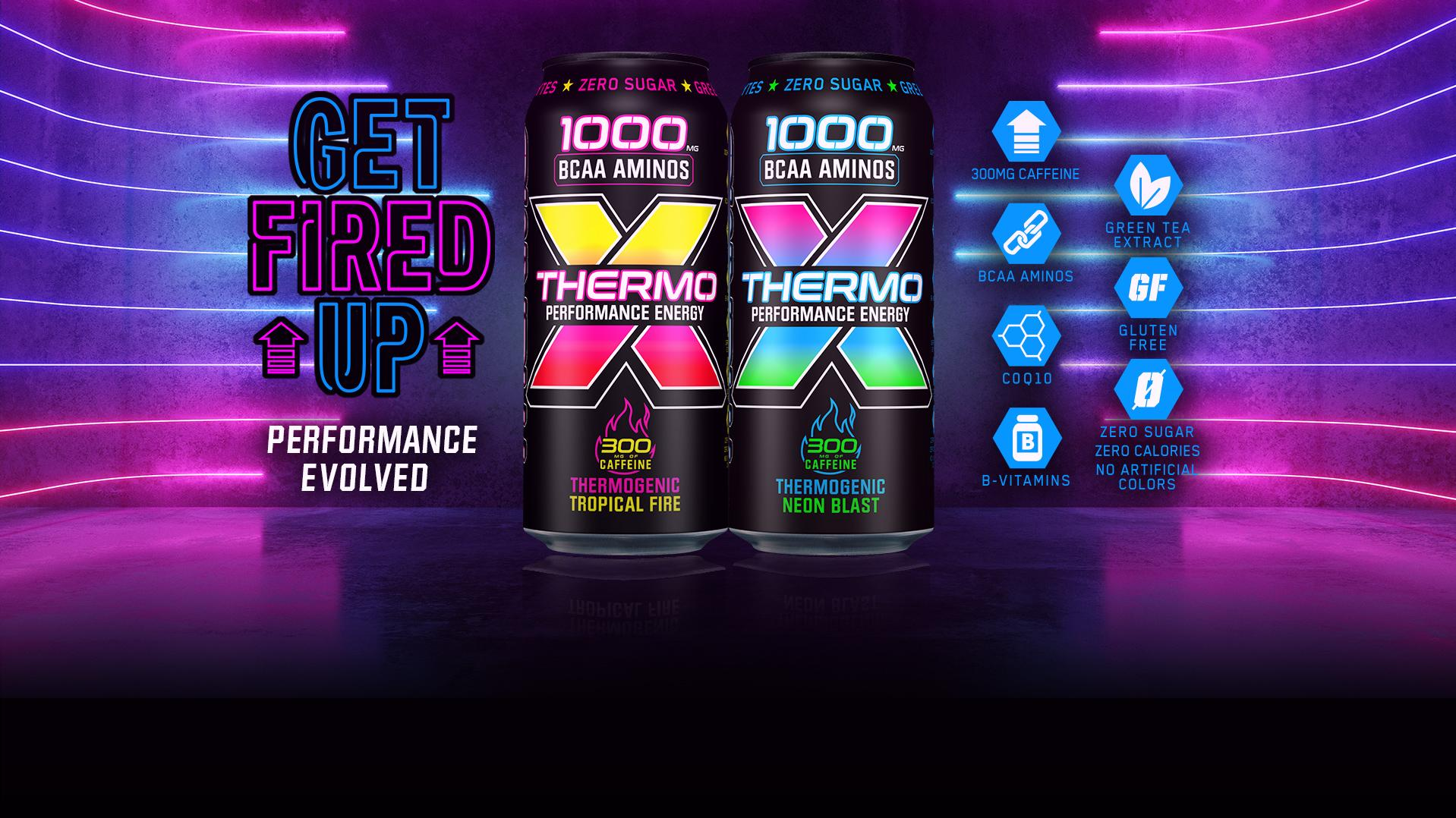 Rockstar Thermo - Performance Evolved
