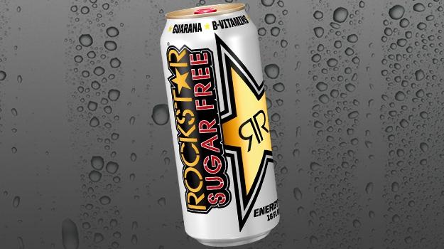 Sugar Free Rockstar Energy Drink