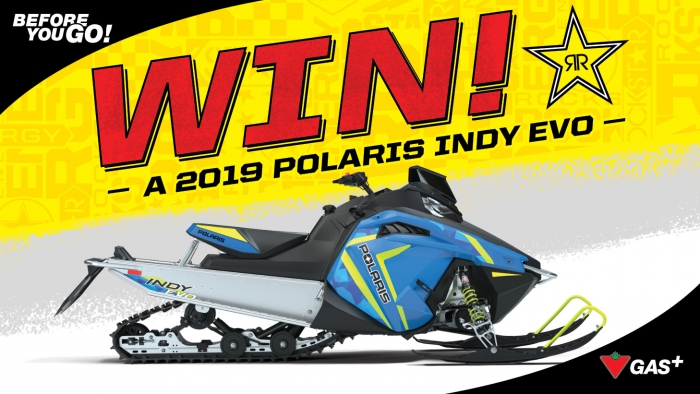 ROCKSTAR & Canadian Tire Petroleum & Polaris CONTEST