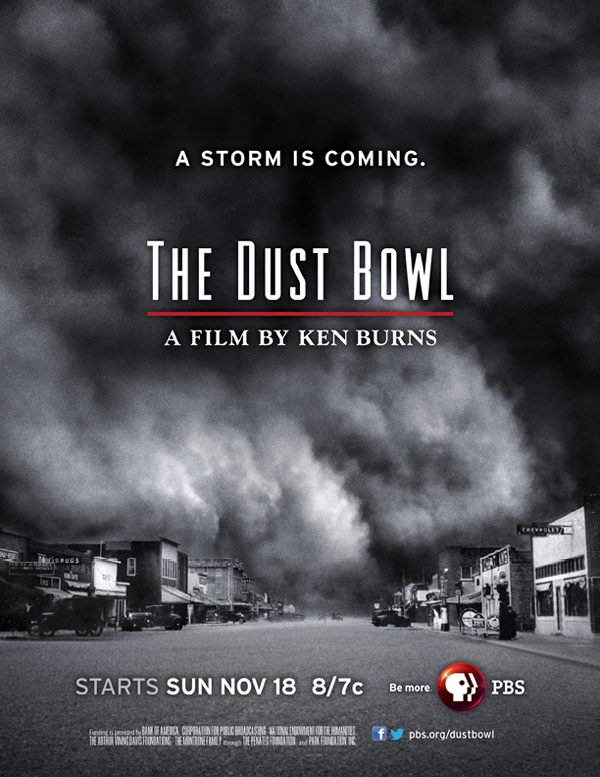 PBS Dustbowl Poster