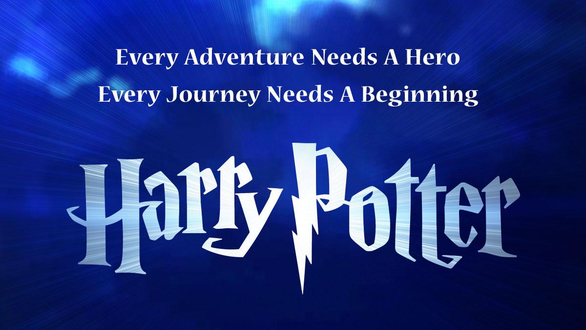 Scholastic Harry Potter Tagline