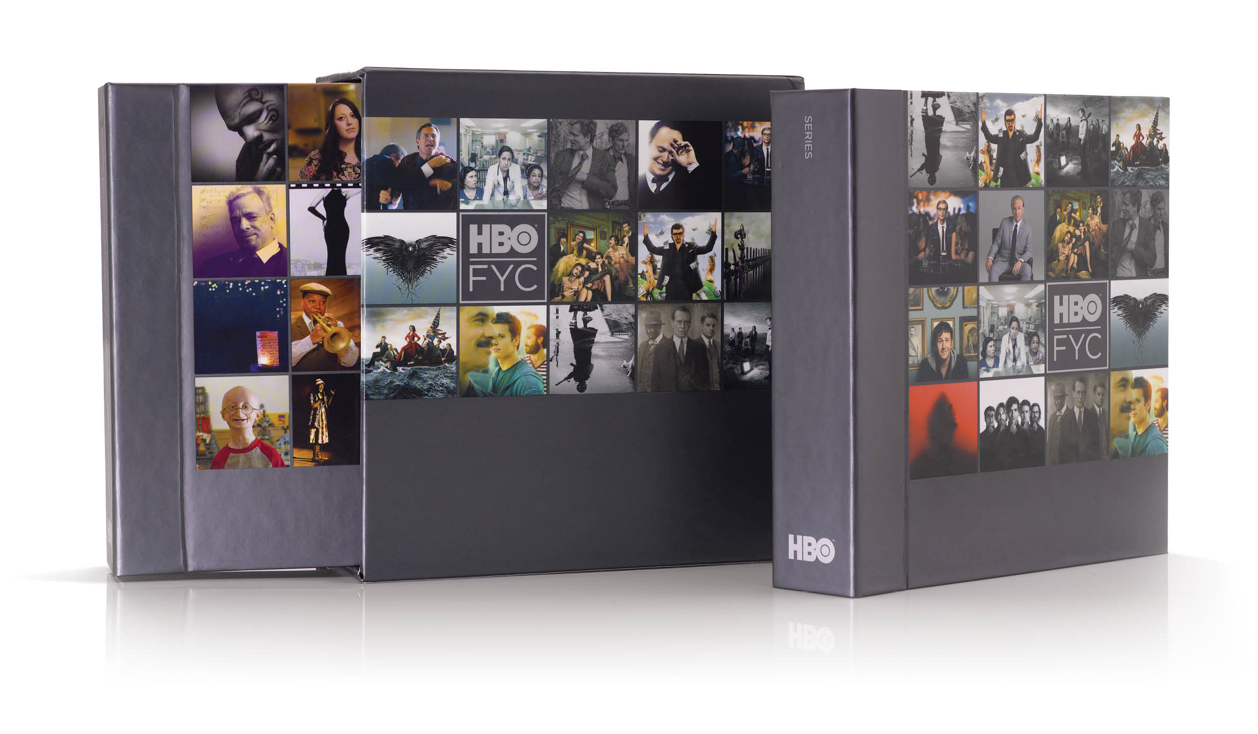 HBO EMMY 2014 Book