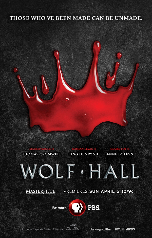 PBS Wolf Hall Poster