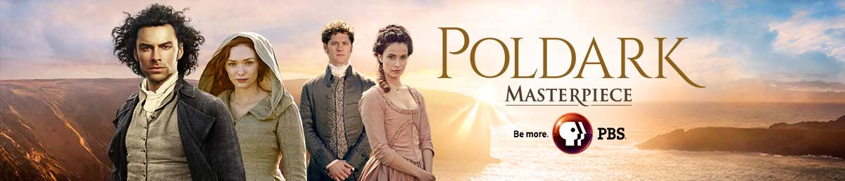 PBS Poldark Digital Campaign