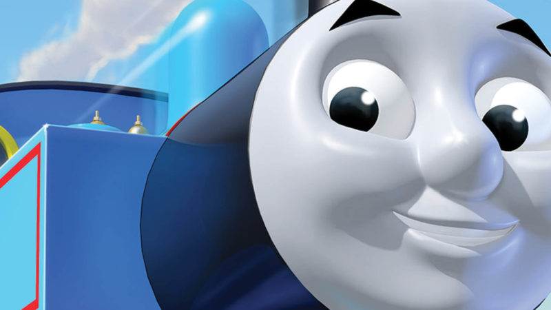 Mattel: Thomas the Tank Engine
