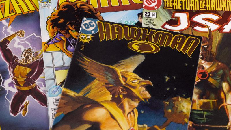 DC Comics Comic Books