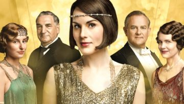Key art for final season of Downton Abbey on MASTERPIECE
