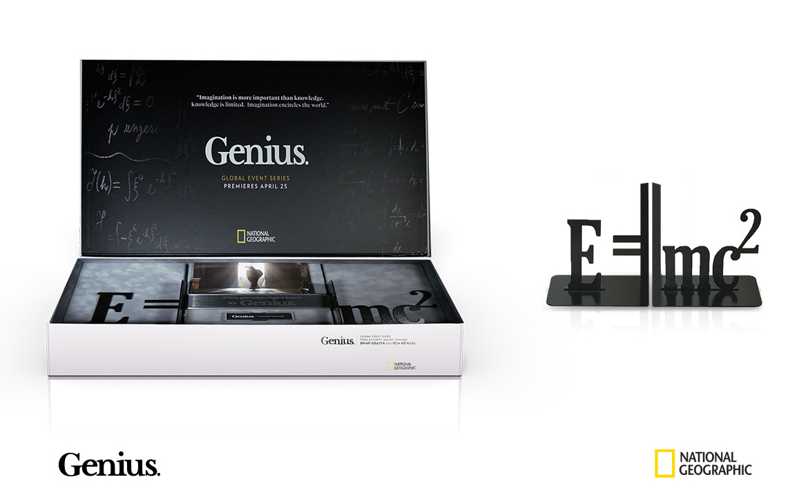 Genius Box Design