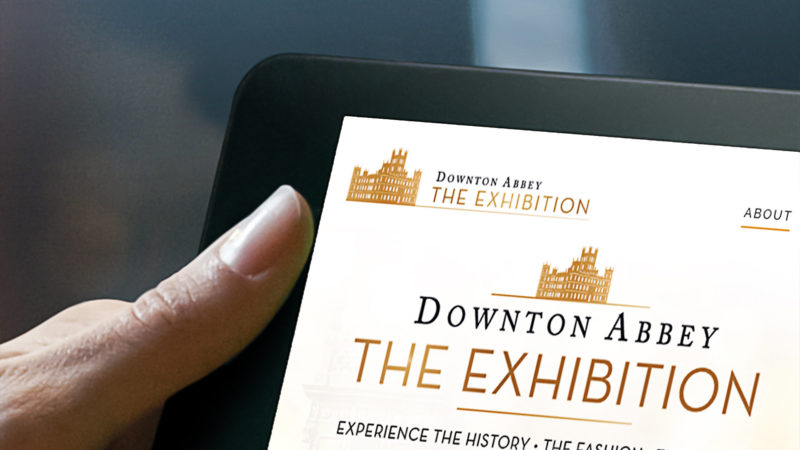 NBCU Downton Abbey Exhibition