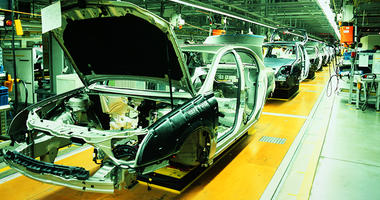 Automotive Manufacturing Facility