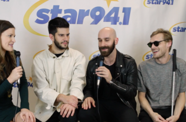X Ambassadors at Jingle Jam