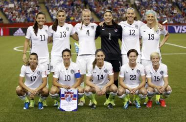 USA Women's Soccer Team