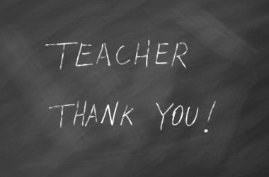 Thank You Teachers!