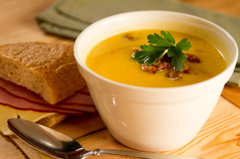 Recipe roasted pumpkin soup with smoky bacon perfect for fall recipe roasted pumpkin soup with smoky bacon perfect for fall forumfinder Images