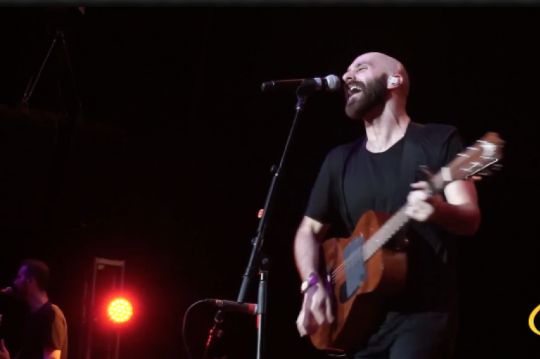 Renegades by X Ambassadors LIVE at Jingle Jam Capture