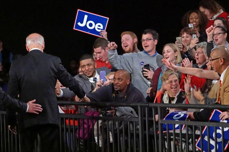 Keepin' Up With The Bidens