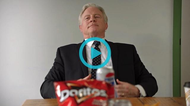 Thumbnail of Doritos parody video