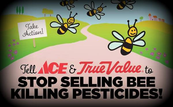 Time to tell a retailer near you to take neonics of their shelves.