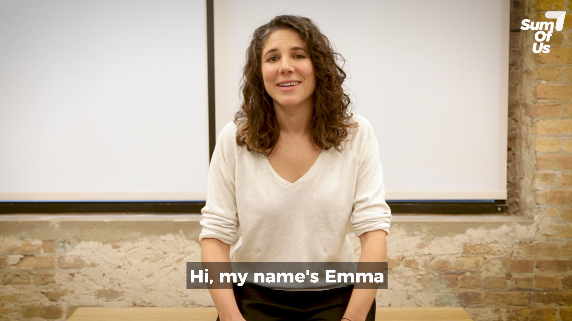 Screenshot of SumOfUs's new Executive Director