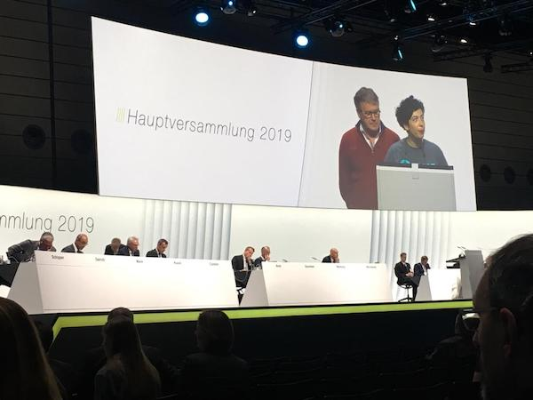 SumOfUs addressing Bayer's shareholders
