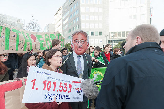 Juncker Brussels