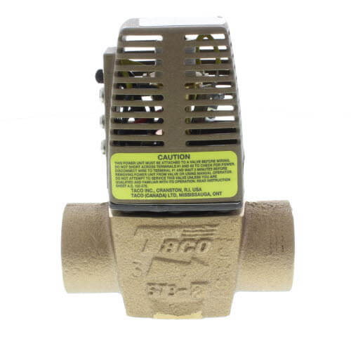 5732 Taco 5732 114 573 Sweat Zone Valve