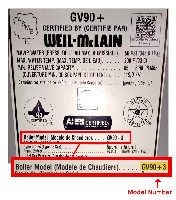 383-500-620 - Weil Mclain 383-500-620 - Maintenance Kit for Ultra ...