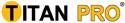 Titan Pro brand logo