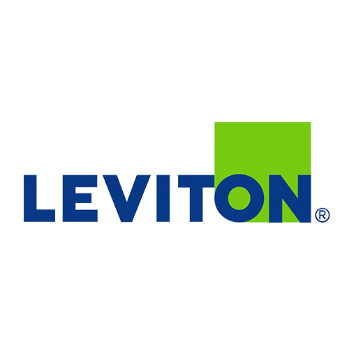 Leviton brand logo