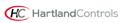 Hartland Controls brand logo